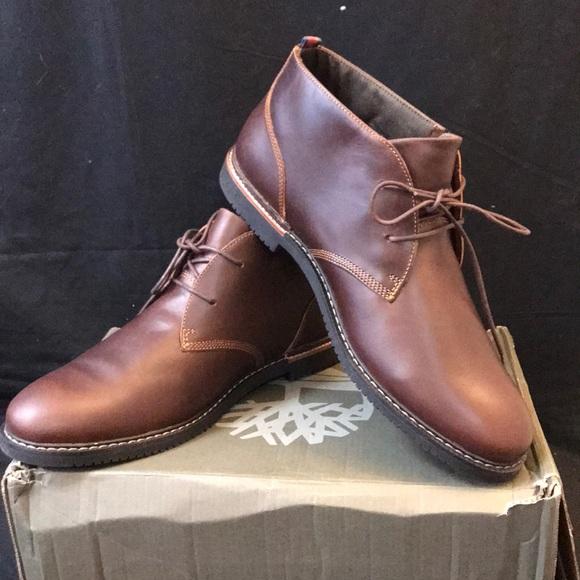 Timberland Brook Park Lightweight Chukka Shoes